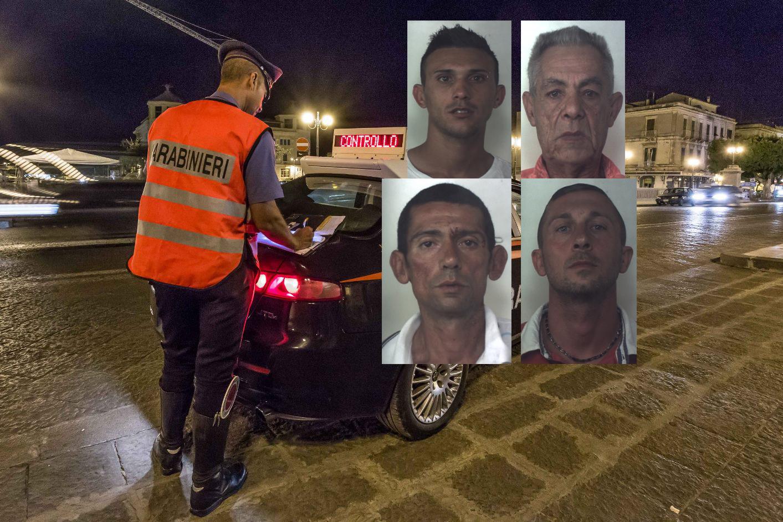 Siracusa, centro storico al setaccio: cinque arresti