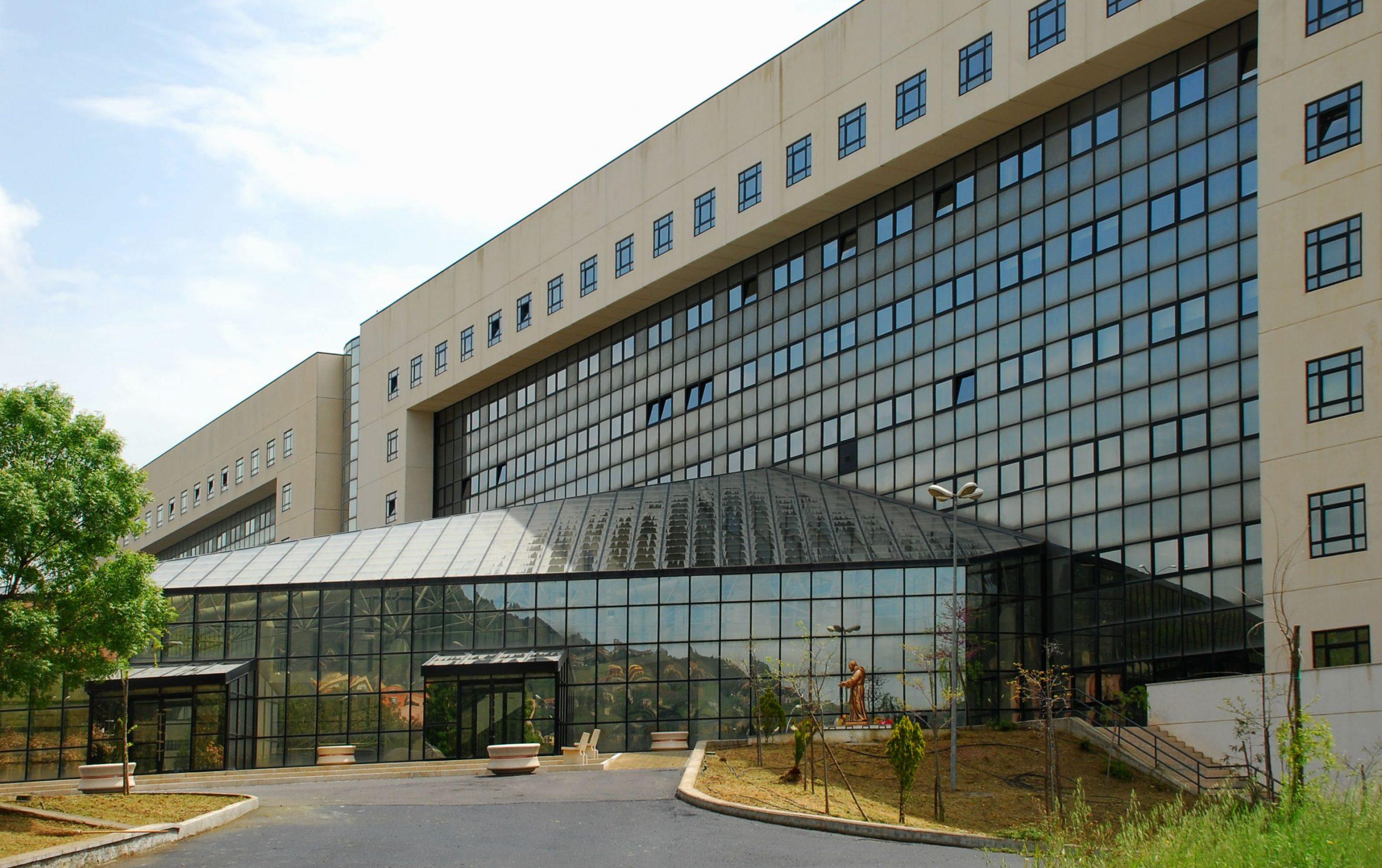 Paziente di Sciacca trasferito all'ospedale di Enna per il coronavirus