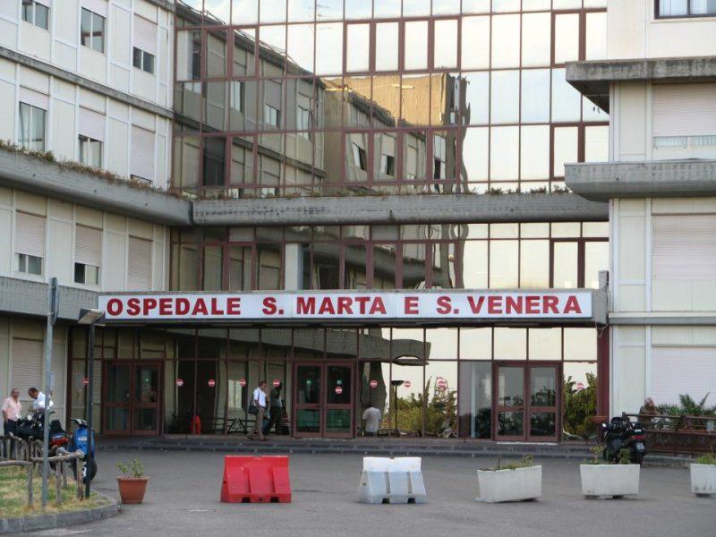 Ospedale di Acireale, stop a Chirurgia d'urgenza fino al 26 marzo