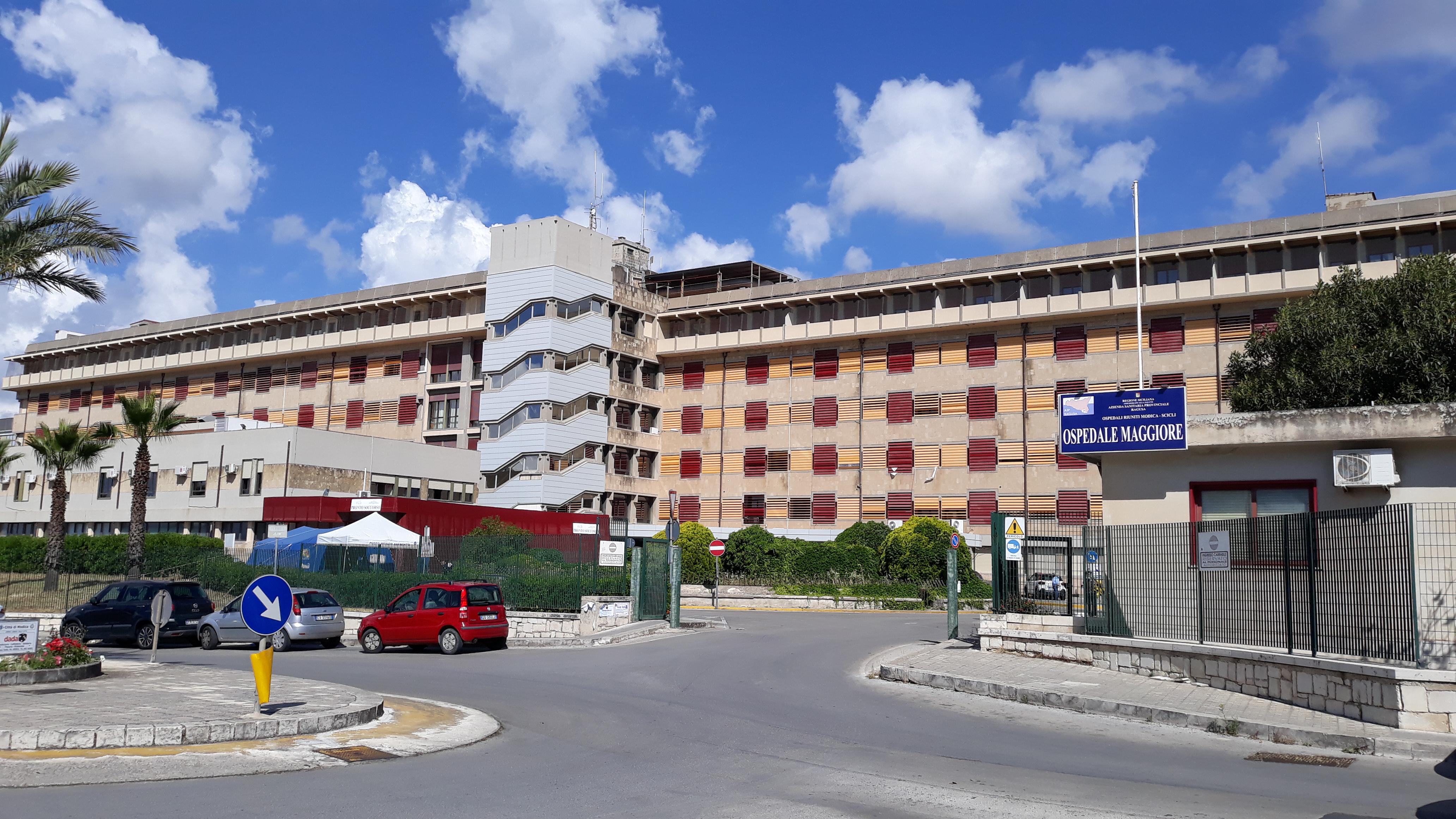 Ospedale di Modica, le priorità dopo l'emergenza: inutili le querele di Razza