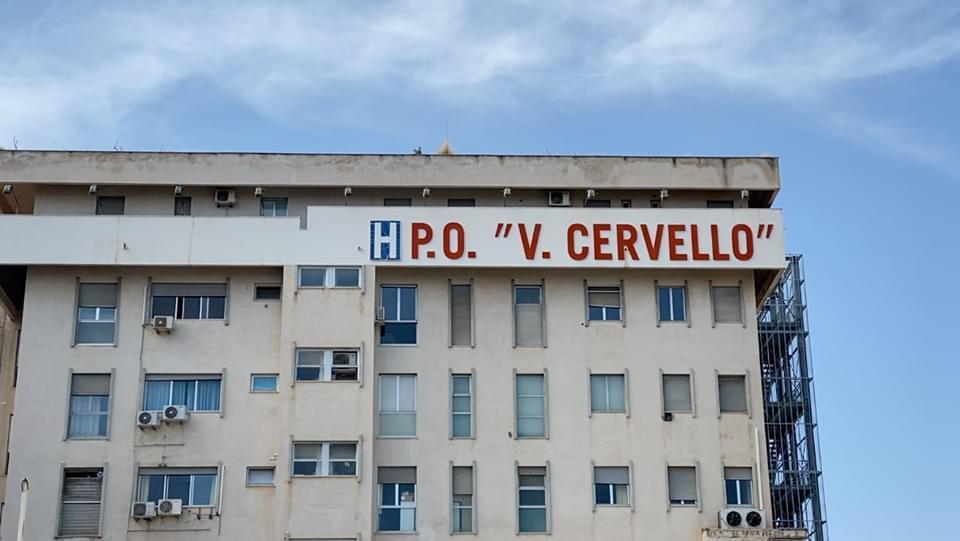 Covid, ospedale Cervello di Palermo sospende ricoveri in alcuni reparti