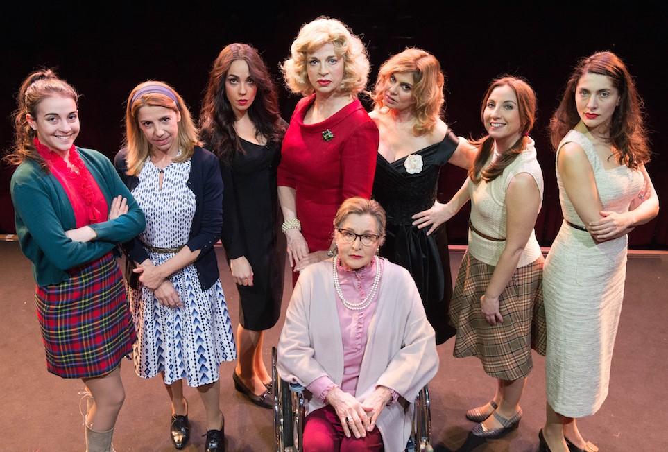 """Comiso, stagione teatrale: al Naselli il 27 in scena """"Otto donne e un mistero"""""""