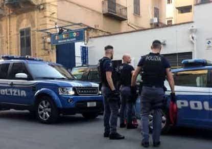 Lotta alla criminalità, 9 arresti della polizia in 24 ore a Palermo