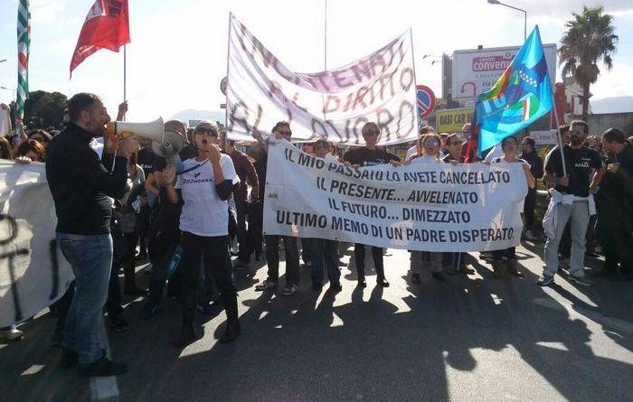 Comunali di Pachino senza stipendi, promosso un sit-in in Prefettura a Siracusa