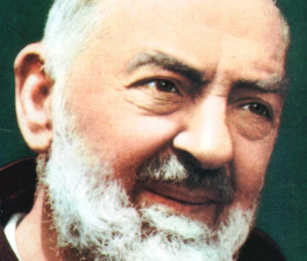 Siracusa, domani la benedizione delle reliquie di Padre Pio