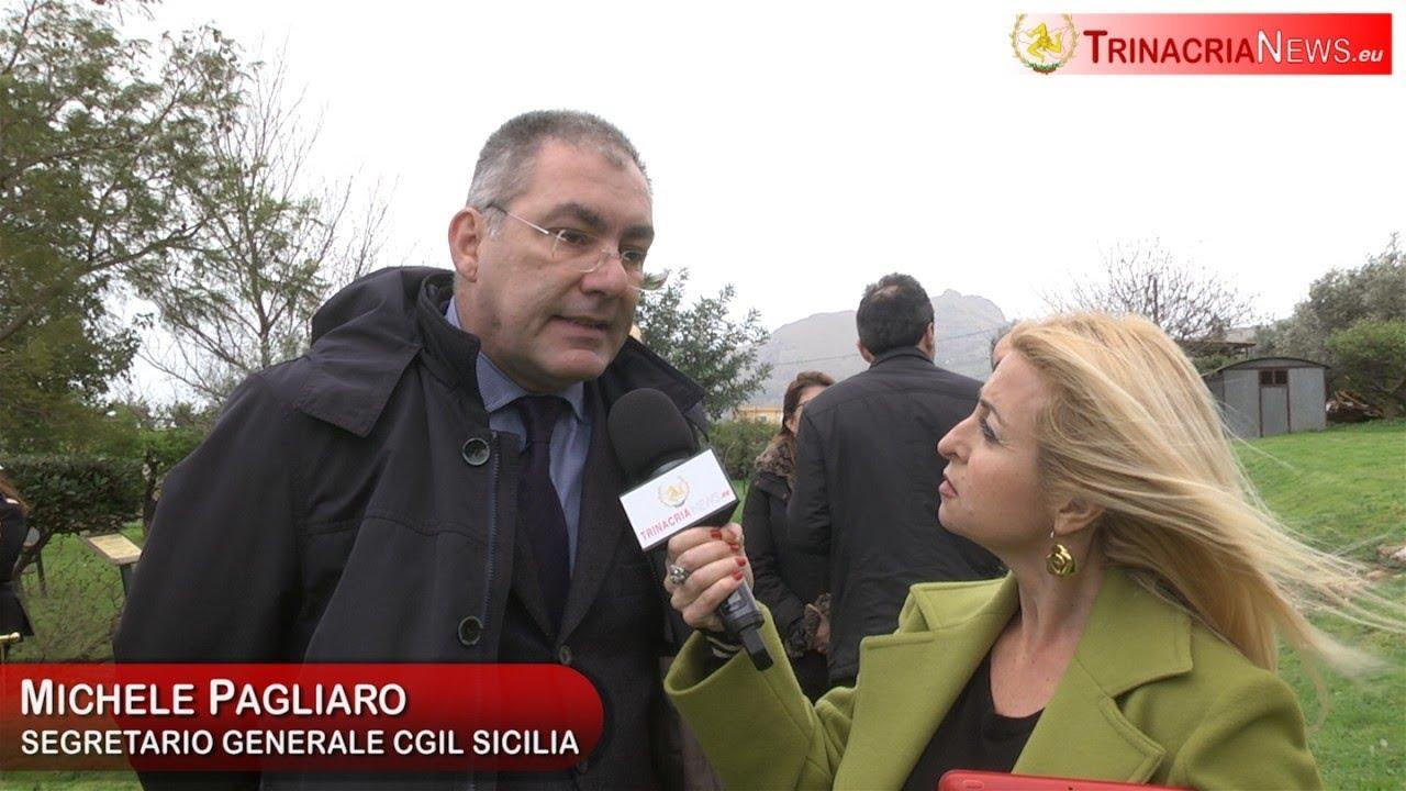 Pagliaro confermato segretario in Sicilia della Cgil