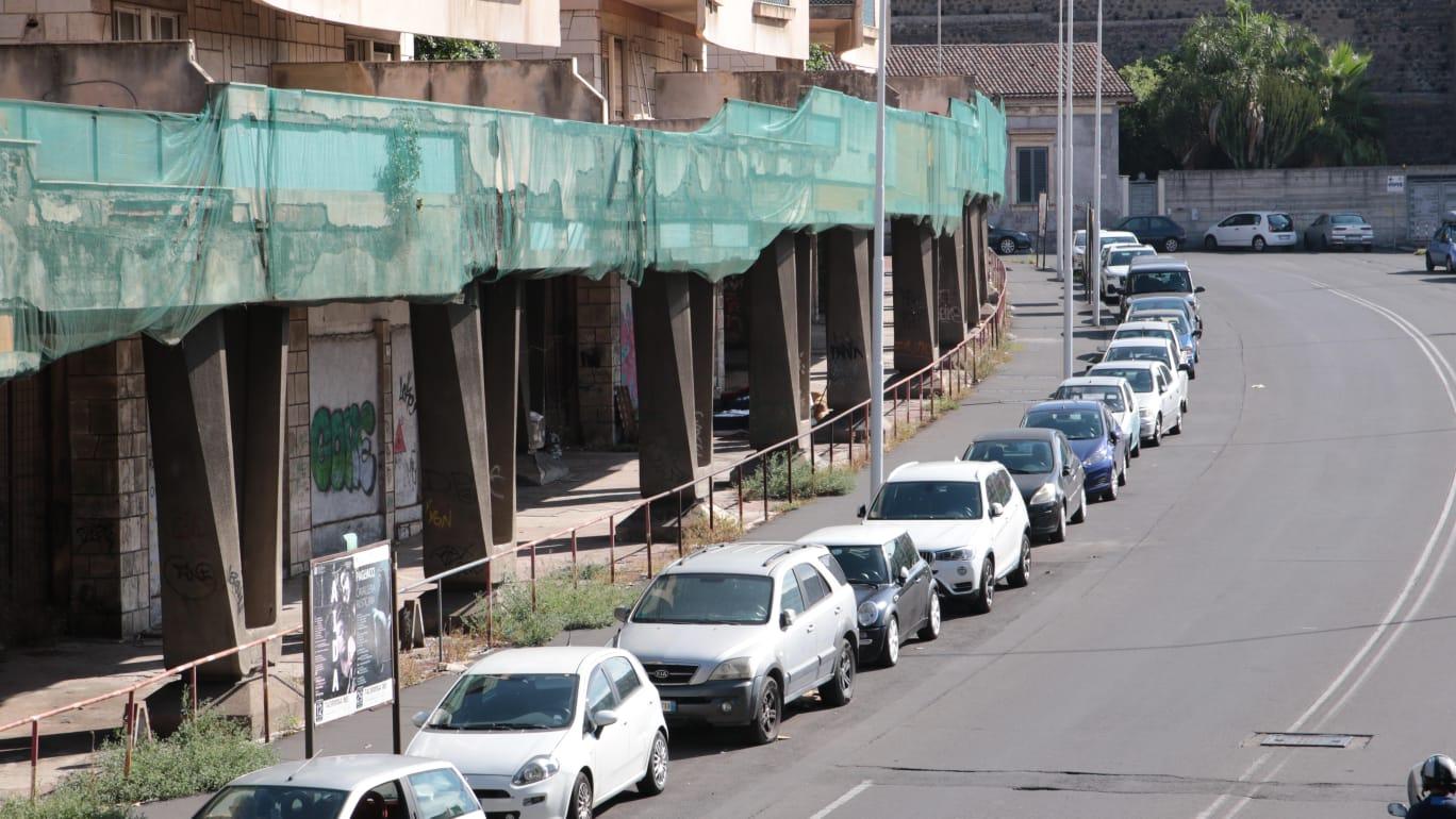 Palazzine di via Bernini a Catania nel degrado, Comitato chiede interventi