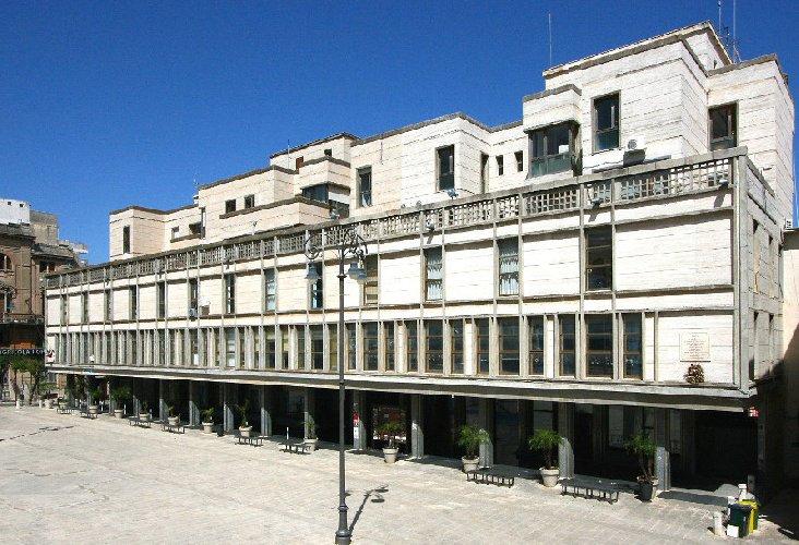 Ragusa, altri sei dipendenti positivi negli uffici giudiziari di Palazzo Ina