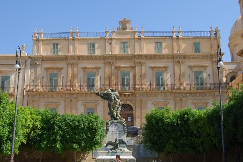 Noto, Palazzo Landolina: approvata la perizia di completamento