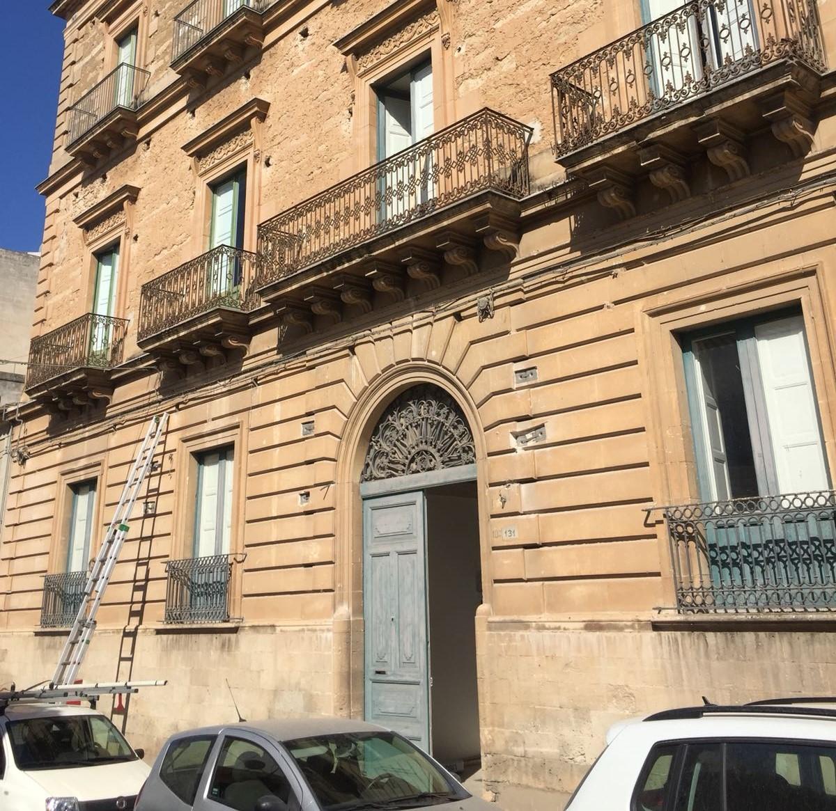 Vittoria, riaperto Palazzo Carfì: ospiterà gli uffici del Consiglio comunale