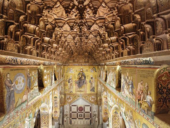 Palermo, Palazzo Reale e Cappella Palatina in 3D svelano segreti