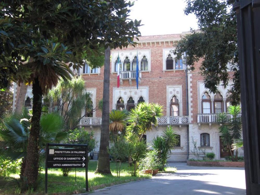 Scuola: alla prefettura di Palermo una lezione di Costituzione
