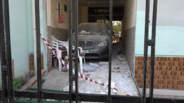 Esplosione a Palermo per una fuga di gas: pensionata è grave