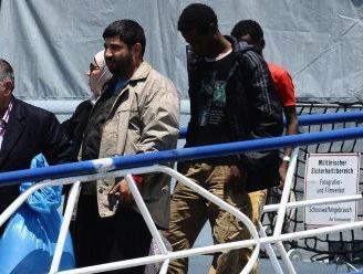 Trasferiti più di 1000 migranti arrivati a Palermo, solo 40 trattenuti