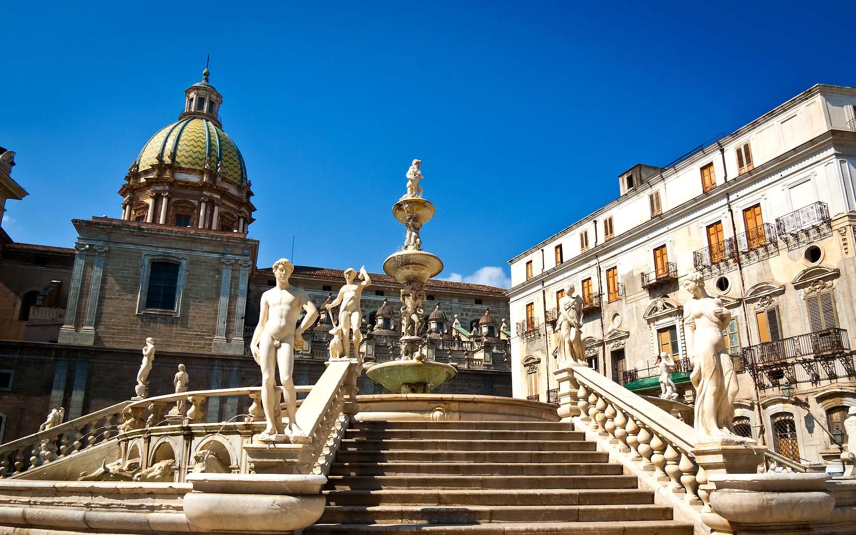 Mediterraneo: a Palermo la prima Biennale, Merz e Benetton partner