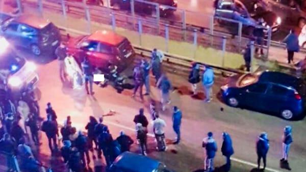 Incidente mortale a Palermo: giovane motociclista muore dopo avere investito un pedone