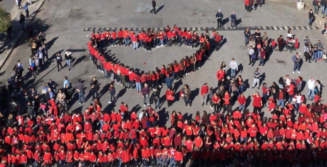 Scuola: un flash-mob a Palermo contro gli atti di violenza