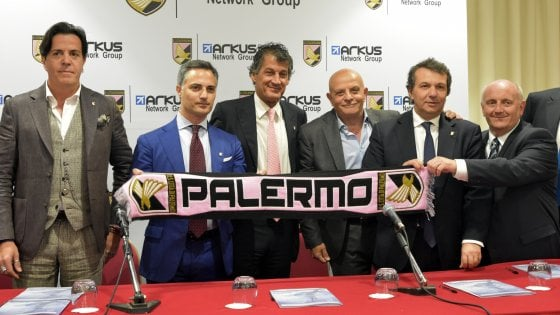 """Presentata la nuova proprietà del Palermo Calcio: """"Ripianeremo il debito"""""""