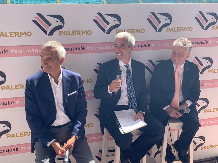 Il Palermo fa record di abbonamenti in serie D, Parma battuto: 10446
