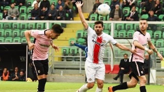 Un'altra occasione perduta per il Palermo: 1 - 1 contro la Cremonese
