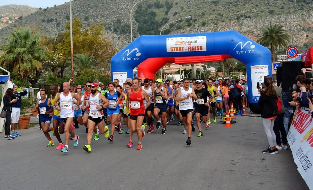 Atletica leggera, annullata la mezza maratona di Palermo: ci sono troppi contagi
