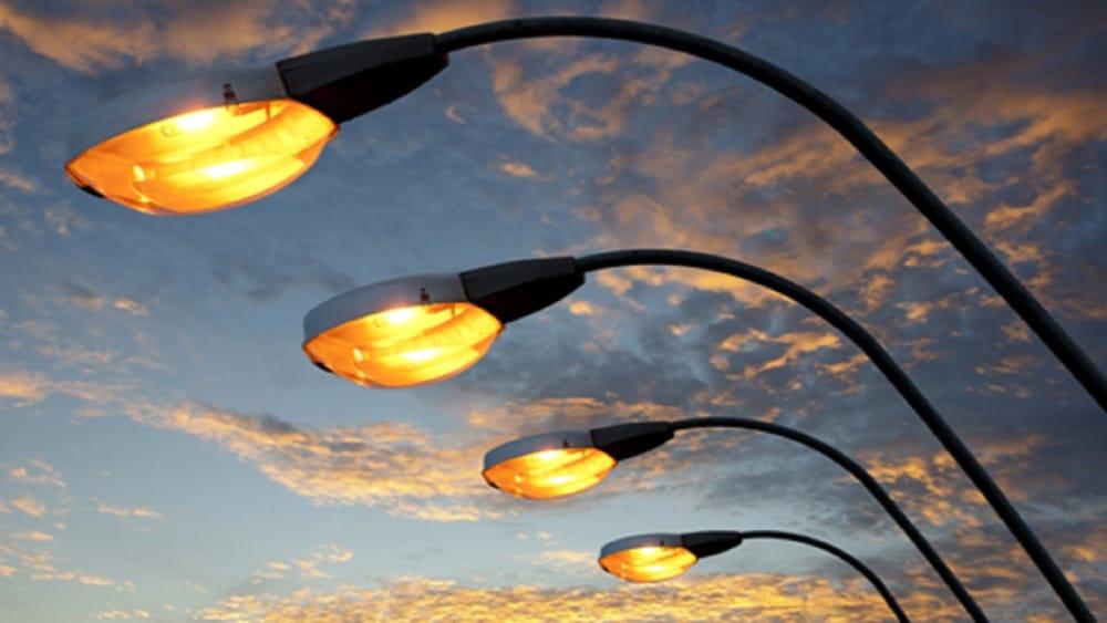 Palermo, ok della giunta ai lavori di illuminazione pubblica da 5 milioni