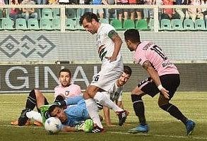 Il Palermo batte il Venezia in casa: giocherà la finalissima per la serie A