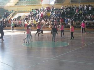 Siracusa, 300 bambini al PalaLobello per una festa della pallamano