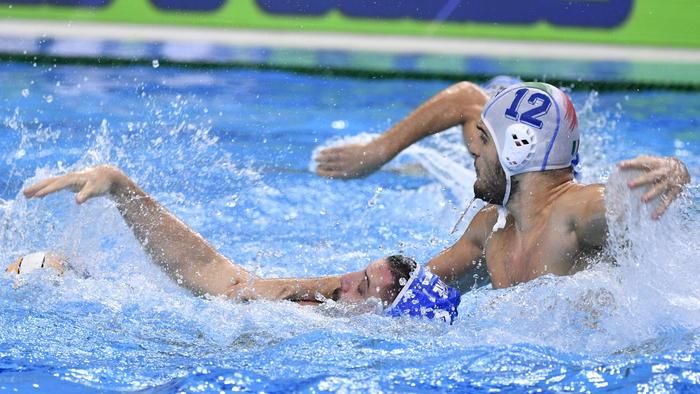 Gli azzurri della pallanuoto fuori dagli Europei: in semifinale battuti dal Montenegro