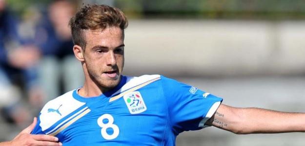 Il Trapani si assicura il centrocampista Antonio Palumbo dalla Sampdoria