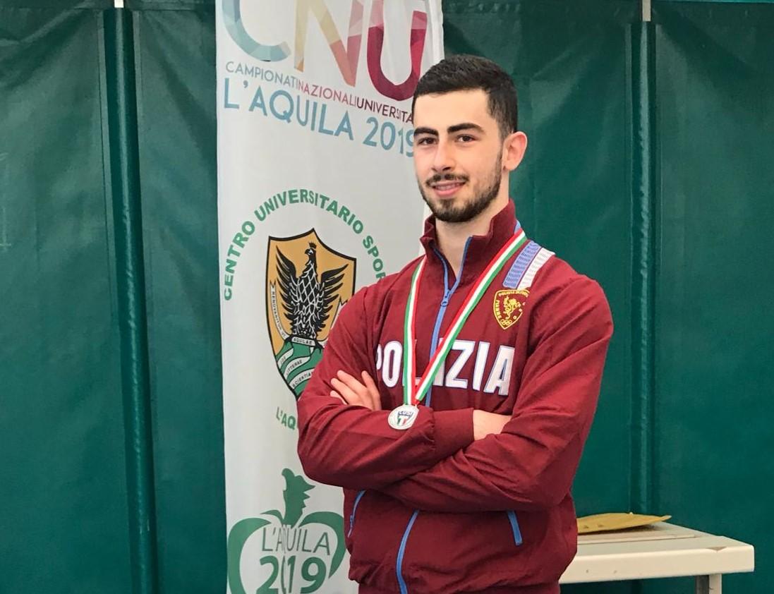 Karate, il vittoriese Giuseppe Panagia argento a L'Aquila e bronzo a Istanbul