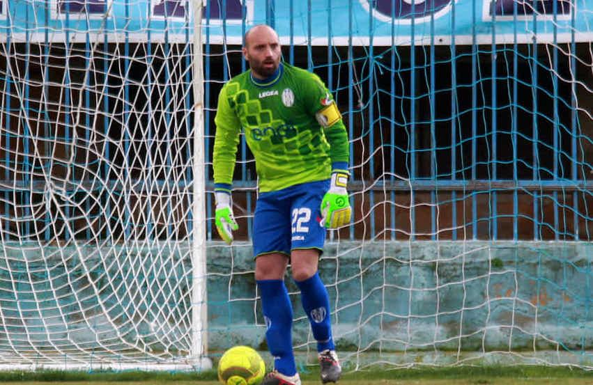 Play out, un grande Pane salva l'Akragas: 0 a 0 sul campo del Melfi