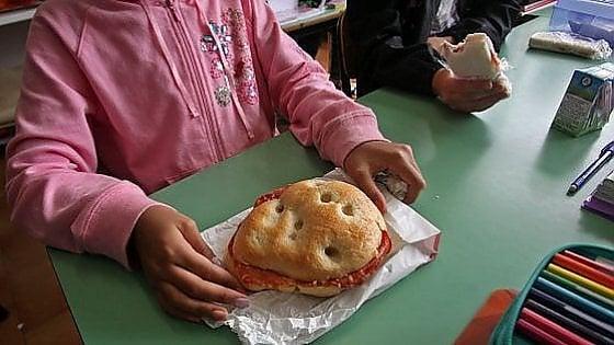 La Cassazione dice no al panino da casa nella mensa scolastica