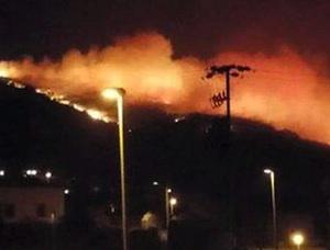 L'incendio a Pantelleria, devastata un'intera area turistica