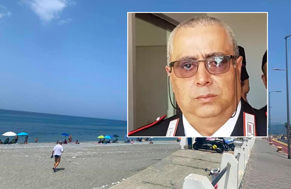 Paola, lite per rifiuti in mare: carabiniere muore d'infarto