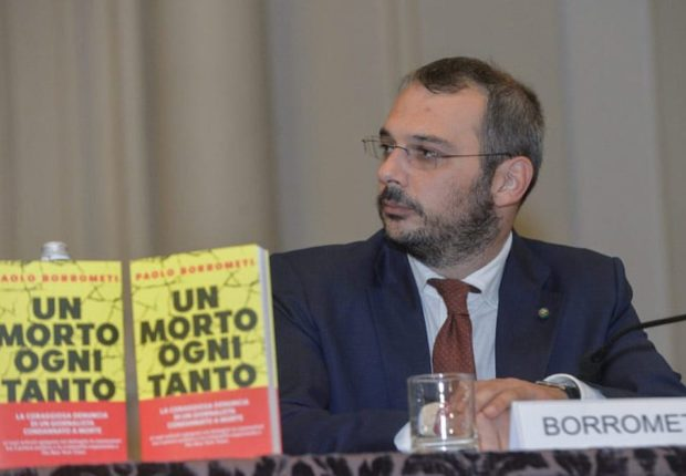 Agi, Paolo Borrometi chiamato da Sechi alla vice direzione dell'Agenzia