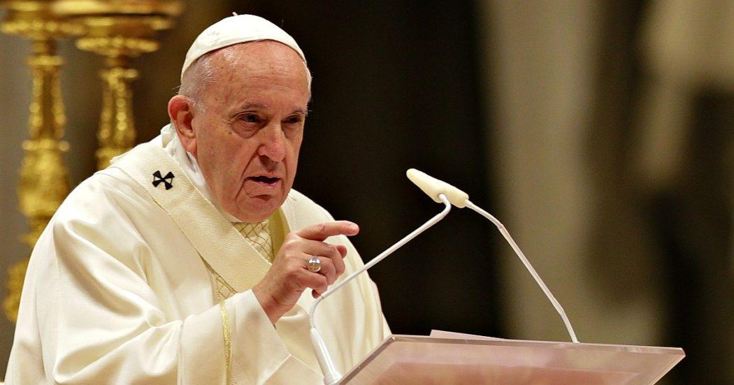 """Papa Francesco: """" La mondanità è il peggiore dei mali, anche per la Chiesa"""""""