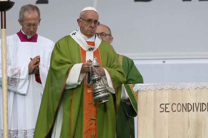 Il Papa in Emilia Romagna fa un appello per la buona politica