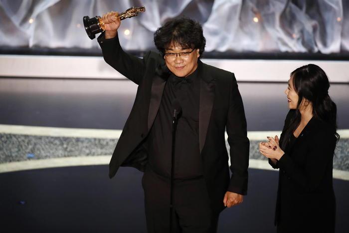 Cinema, nella notte degli Oscar trionfo di Parasite: vince quattro premi