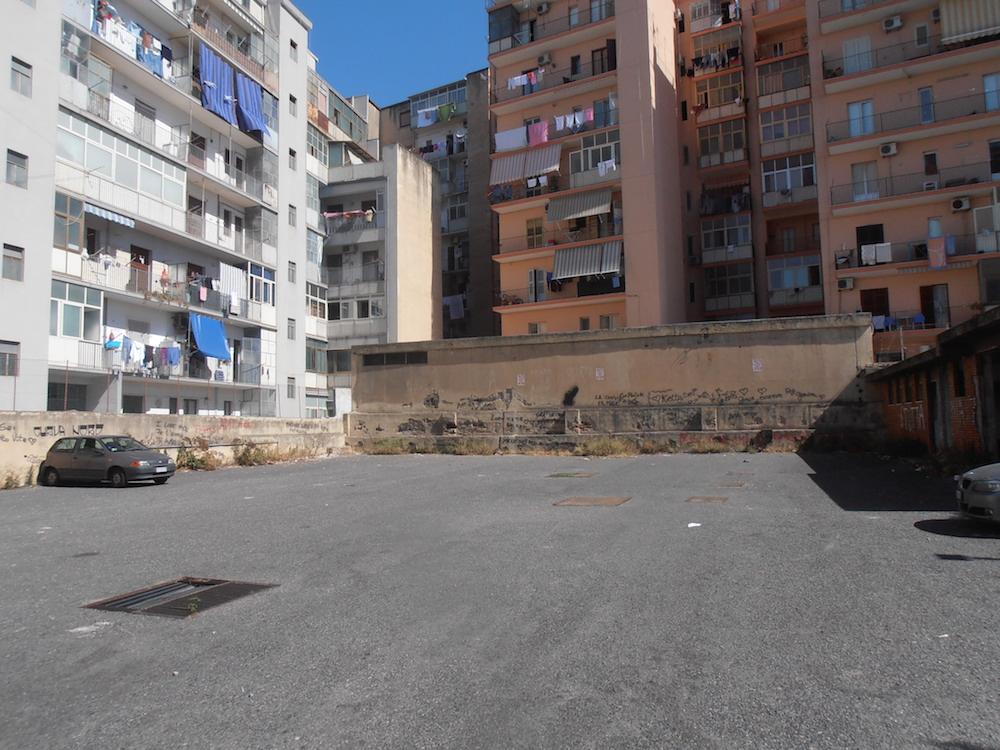 """""""Il parcheggio di via Santa Maria della Catena a Catania sia area verde"""""""