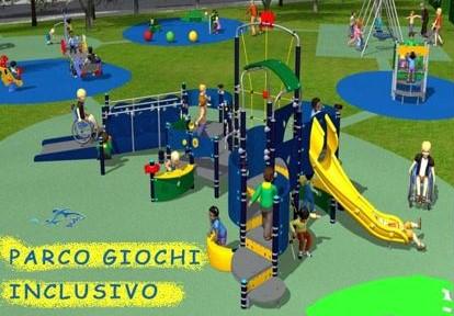Ispica, parco giochi inclusivo in via Vittorio Veneto: finanziamento di oltre 41.000 euro