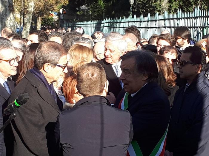Il Giardino inglese di Palermo diventa Parco Piersanti Mattarella