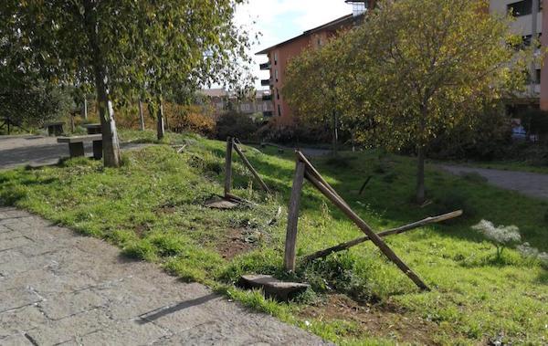 """Catania, """"Degrado al parco degli Ulivi: si bocchi il vandalismo"""""""