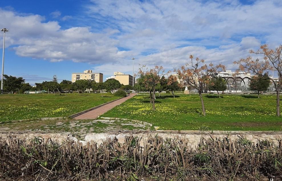 Siracusa, in fase di ultimazione i lavori di sistemazione del Parco Robinson