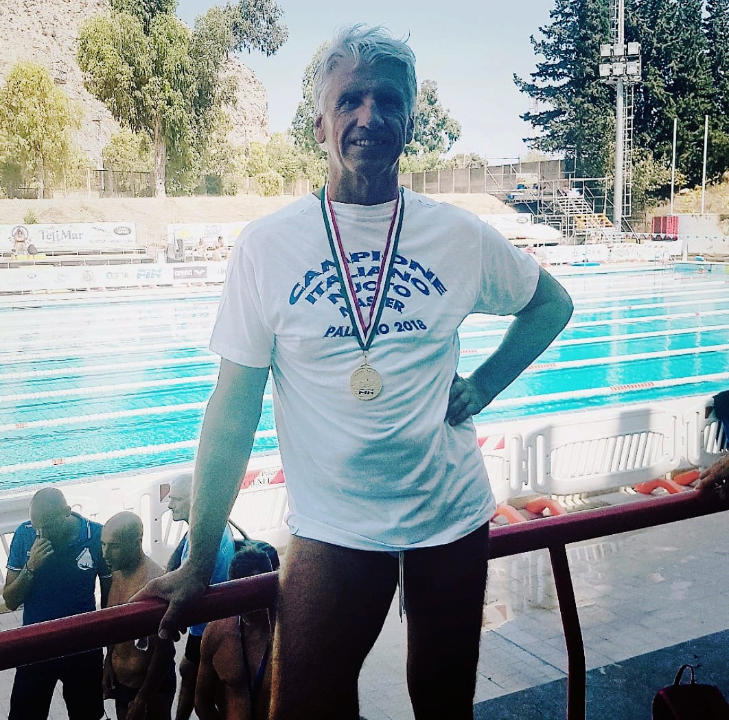 Campionati nazionali di nuovo master a Palermo,  due ori per Andrea Parisini