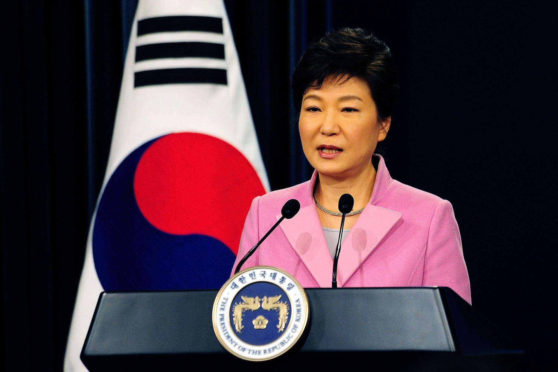 Corea del Sud, il Parlamento destituisce la presidente Park