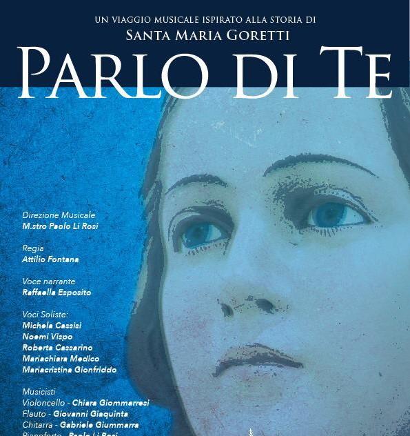 Vittoria, viaggio musicale ispirato alla storia di Santa Maria Goretti