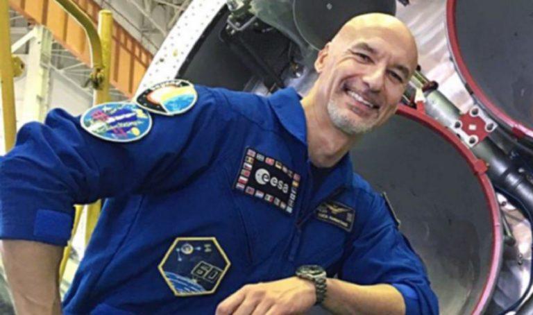 Compleanno nello spazio per Luca Parmitano: festeggia i 43 anni