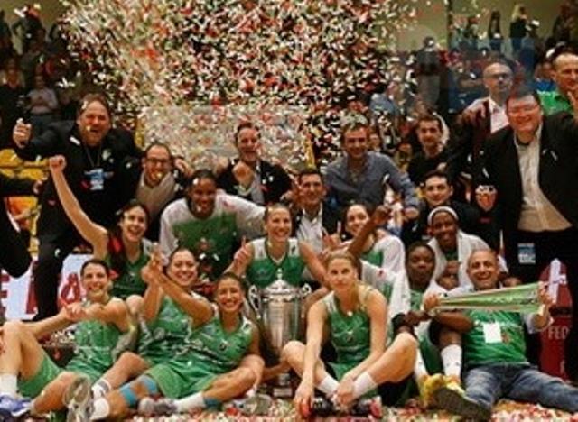 Basket, la Passalacqua Ragusa vince la sua prima Coppa Italia