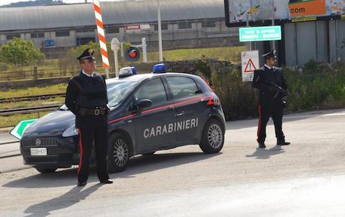 Fuggono al posto di blocco, arrestati due fratelli di Rosolini